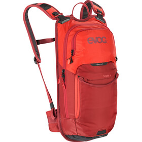 EVOC Stage Technical Performance Pack 6l, orange/chili red